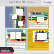 Layout Templates Kit #58