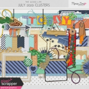The Good Life: July 2020 Clusters Kit