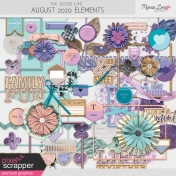 The Good Life: August 2020 Elements Kit