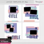 Layout Templates Kit #59
