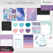 The Good Life: August 2020 Pocket Cards Kit