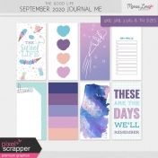 The Good Life: August 2020 Journal Me Kit