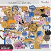 The Good Life: October 2020 Elements Kit
