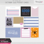 The Good Life: October 2020 Pocket Cards Kit