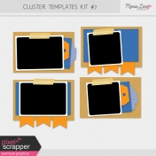 Pocket Cluster Templates Kit #7