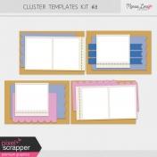Pocket Cluster Templates Kit #8