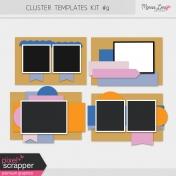 Pocket Cluster Templates Kit #9