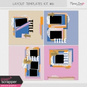 Layout Templates Kit #61