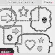 Templates Grab Bag Kit #33