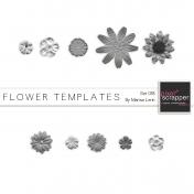 Flower Templates Kit #18