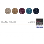 Hanukkah Glitters Kit