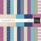 Hanukkah Papers Kit