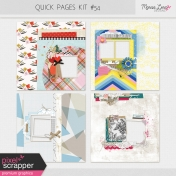 Quick Pages Kit #54