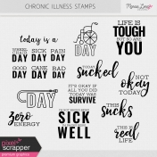 Chronic Illness Stamps Kit