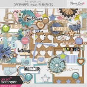 The Good Life: December 2020 Elements Kit