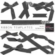 Ribbon Templates Kit #1