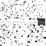 Scatter Templates Kit #1