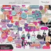 The Good Life: January 2021 Elements Kit