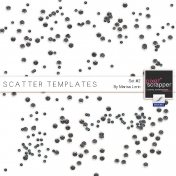 Scatter Templates Kit #2