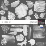 Brush Kit #29- Gesso