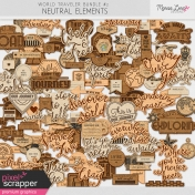 World Traveler #2 Neutral Elements Kit