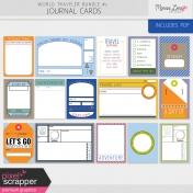 World Traveler #2 Pocket Cards Kit