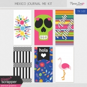 Mexico Journal Me Kit