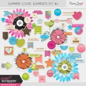 Summer Lovin' Elements Kit #2