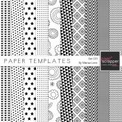 Paper Templates 031 Kit