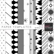 Paper Templates Kit #15