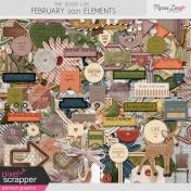 The Good Life: February 2021 Elements Kit