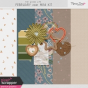 The Good Life: February 2021 Mini Kit