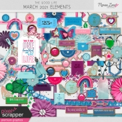 The Good Life: March 2021 Elements Kit