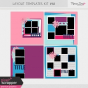 Layout Templates Kit #68