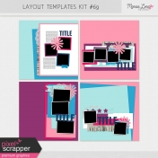 Layout Templates Kit #69