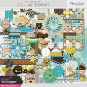 The Good Life: April 2021 Elements Kit