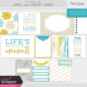 The Good Life: April 2021 Pocket Card Kit