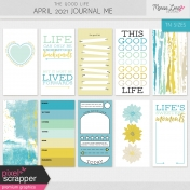 The Good Life: April 2021 Journal Me Kit