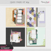 Quick Pages Kit #59
