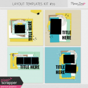Layout Templates Kit #70