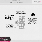 The Good Life: May 2021 Stamps Kit