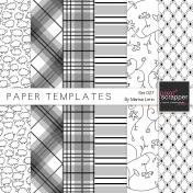 Paper Templates #27 Kit