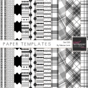 Paper Templates #33 Kit