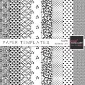 Paper Templates #35 Kit