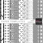 Paper Templates #36 Kit