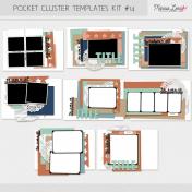 Pocket Cluster Templates Kit #14