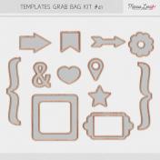Templates Grab Bag Kit #41