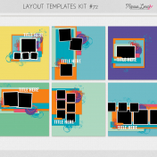 Layout Templates Kit #72