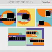 Layout Templates Kit #73
