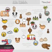 Asian Elements Kit
